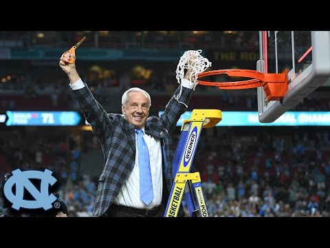 Roy Williams & Dean Smith: UNC Basketball