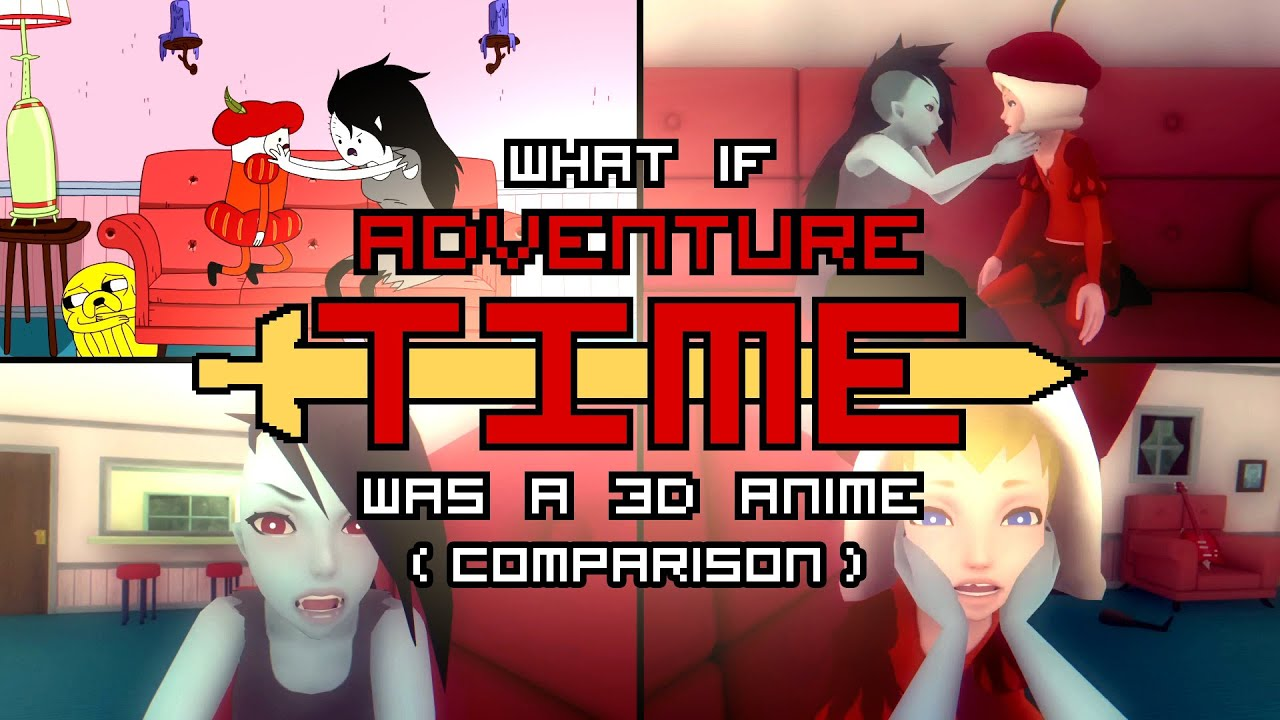 3d adventure a anime time guide was if What