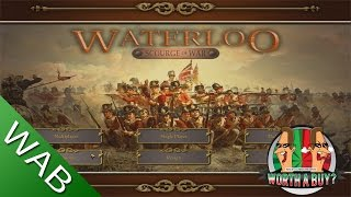 Scourge of War Waterloo Review - Worth a Buy?