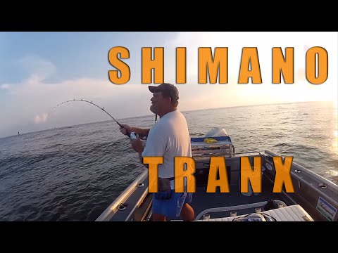 Shakespeare Ugly Stik & Shimano Tranx TEST!