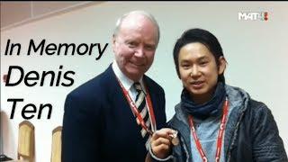 [Дениса Тена документальный] In Memory of Denis Ten - 2018 Documentary