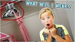 DID MY MOM DONATE ALL OF MY CLOTHES?! (PRANK?!) WORST MOTHER EVER!