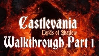 Castlevania: Lords of Shadow Ultimate Edition Chapter 1-1 ( Besieged Village ) Walkthrough