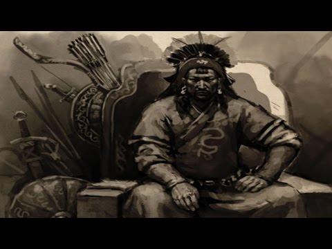 Moğol Hükümdarı Cengiz Han'ın Hayatı