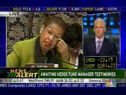 Hedge Fund Managers Grilled by Congress