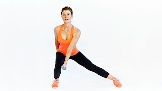 FULL WORKOUT: 8 Workout Moves with Alison Sweeney   Health