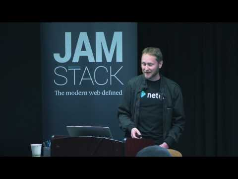 Rise of the JAMstack — Mathias Biillman