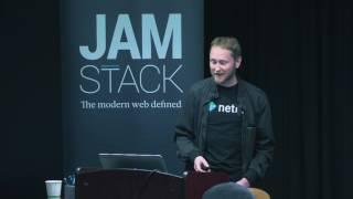 Rise of the JAMstack — Mathias Biillman