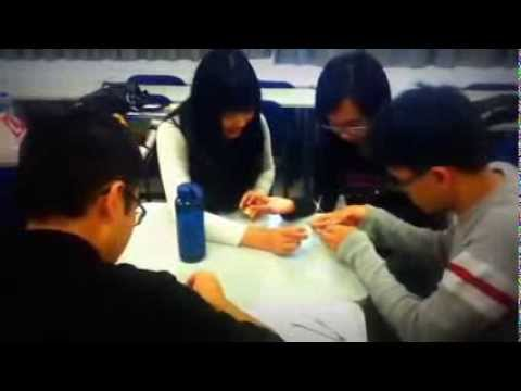 Honours College Macau Marshmallow Challenge Team Building