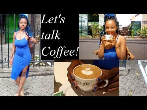 BEST COFFEE BARS IN NAIROBI /KENYA!