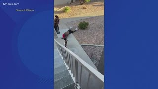 Mesa PD uses beanbag rounds on suspect raising questions from family