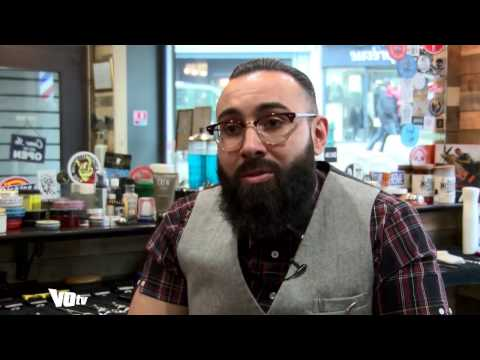 """Offrez vous un bond dans le temps avec le """"barbershop"""" vintage de Pontoise"""