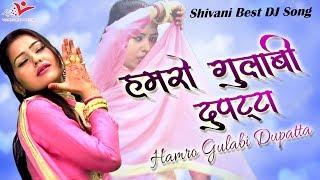 Hamro Gulabi Dupatta || हमरो गुलाबी दुपट्टा || Shivani New DJ Song || Lokgeet || Folk Song