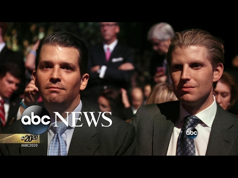 Eric Trump, Donald Trump Jr. on Pressure of Running Their Company: Part 2