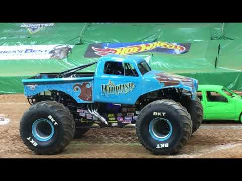 Monster Jam Raleigh NC 3-10-18 Evening Event FULL SHOW