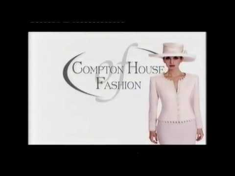80fe6401187 Compton House Of Fashion Advert On ITV1 March 2002 HTV UK TV - YouTube