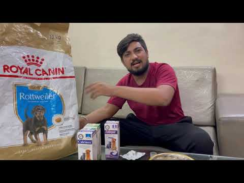 Royal Canin Puppy for Rottweiler (Bullet)