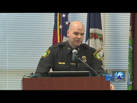 Newport News police chief breaks down crime stats for 2018