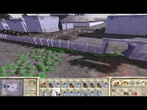 Rome:Total War as the Scipii Part 18: Into Egypt! Sort of...