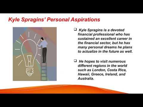 Kyle Spragins Personal Aspirations - YouTube