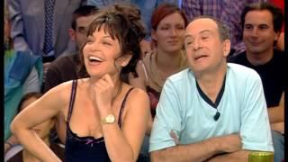 Clémentine Célarié, Peggy Cyell, La journée sans voiture - On a tout essayé - 23/09/2002