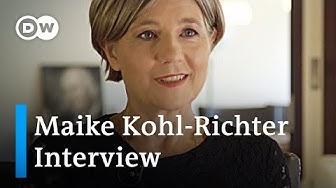 Interview mit Maike Kohl-Richter - Drahtseilakt in Dresden