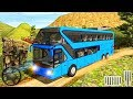 Uphill Offroad Bus Driving Simulator Games 2019 - Best Android GamePlay