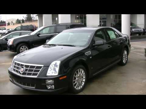 New 2009 Cadillac STS Cincinnati - YouTube