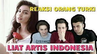 REAKSI ORANG TURKI LIAT ARTIS INDONESIA