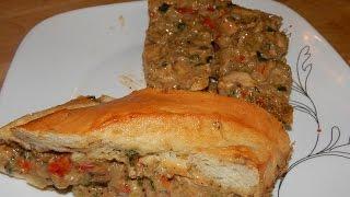 Cajun Seafood Sandwich Recipe