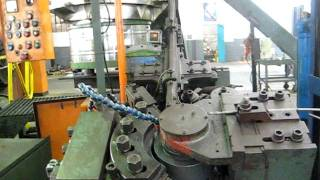 Rotary Die Thread Roller  SSR-70 Type