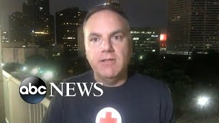 Jay Bonafede from the American Red Cross speaks out about the storm