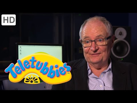 Teletubbies – Interview Jim Broadbent (New Series)