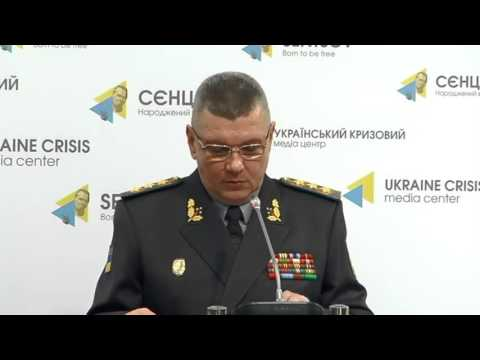 Results of the State Border Guard Service of Ukraine activity in 2015. UCMC-29-12-2015