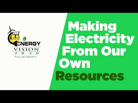 Energy Vision 2030: Renewable Energy