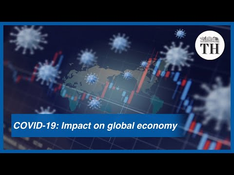 Impact of COVID-19 on the global economy