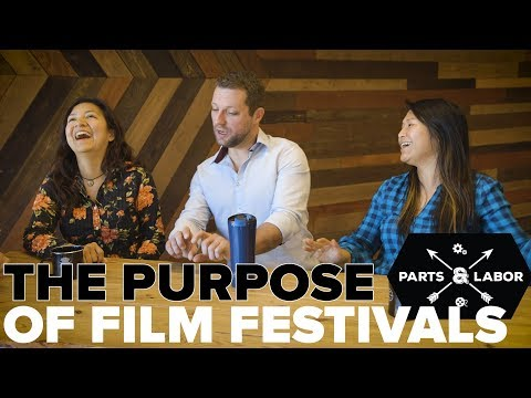 OPENTABLE | The Purpose of Small Film Festivals