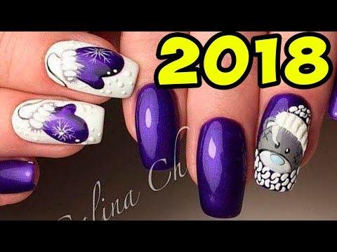 Фото ногти новые