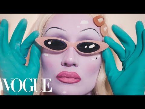 Inside Juno Birch's Extreme Beauty Routine | Vogue