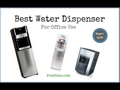 Best Office Water Cooler (2020 Buyers Guide)