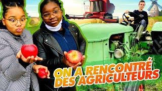 🍏👨🌾 ON A RENCONTRÉ DES AGRICULTEURS 🚜 | VLOG AMAP