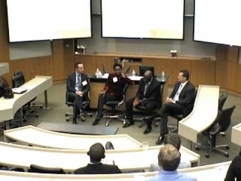 Duke Business in Africa Conference Panel Tourism, Technology & Media as Drivers of Africa's Economy: