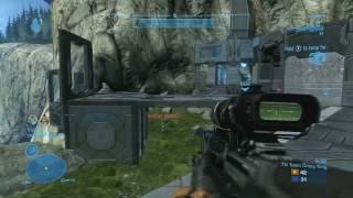 Shotgun & Sniper Invincible - 30 Kill Spree (Halo: Reach)