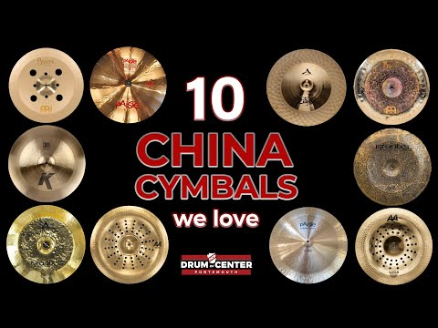 10 China Cymbals Compared - Which Is Best For You?