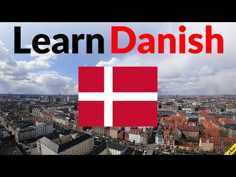 Learn Danish While You Sleep 😀  Most Important Danish Phrases and Words 😀 English/Danish (8 Hours)