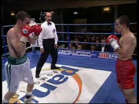 Damaen Kelly vs Jose Lopez Bueno