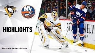 nhl-highlights-penguins-islanders-11-07-19