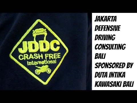 JDDC safety riding course, Sponsored by Kawasaki Bali