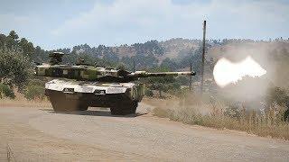 ARMA 3 Steel Beasts
