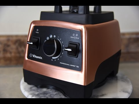 ALL NEW Vitamix Pro 750 HERITAGE COLLECTION, COPPER!